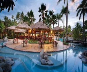 Honeymoon at Outrigger Fiji Beach Resort