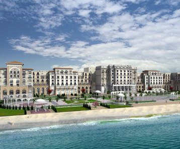 Westin Dubai Mina Seyahi Honeymoons