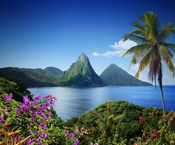 A Tropical Paradise Awaits you in Saint Lucia